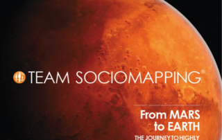 Team Sociomapping From MARS to EARTH