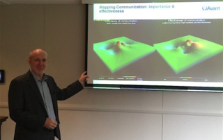 Sociomapping successfully launched in Australia